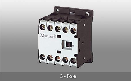 Moeller DIL EM-10-G Contactor 24 VDC Coil 20 Amp