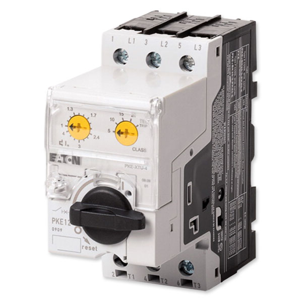 XTPE004BCS Motor-Protective Circuit Breakers Standard Complete Devices